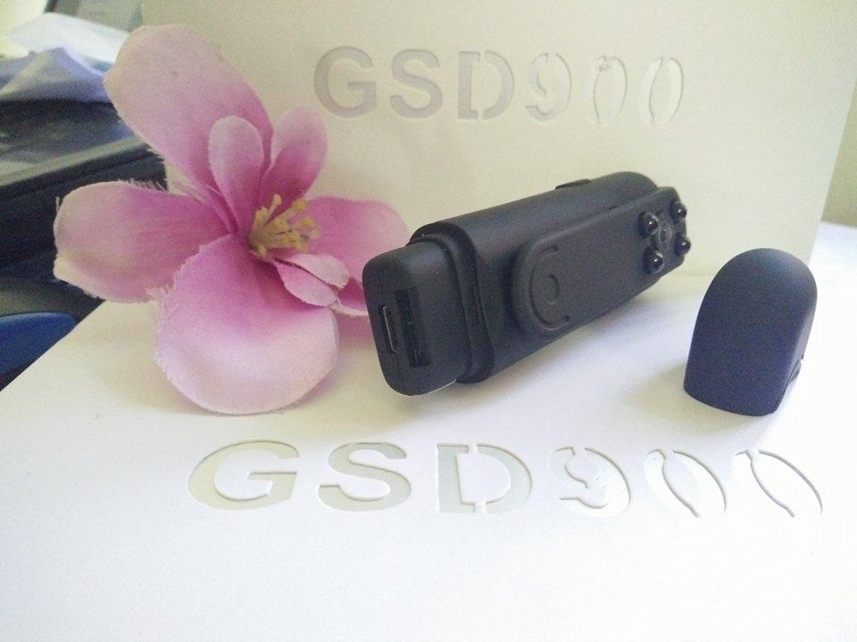 Camera hành trình xem từ xa qua điện thoại GSD900