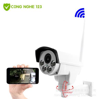 Camera 3G ngoài trời chống thấm nước TC18 có thể xem từ xa qua điện thoại