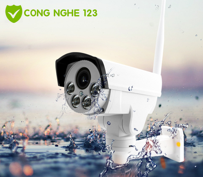Camera 3G ngoài trời chống thấm nước TC18