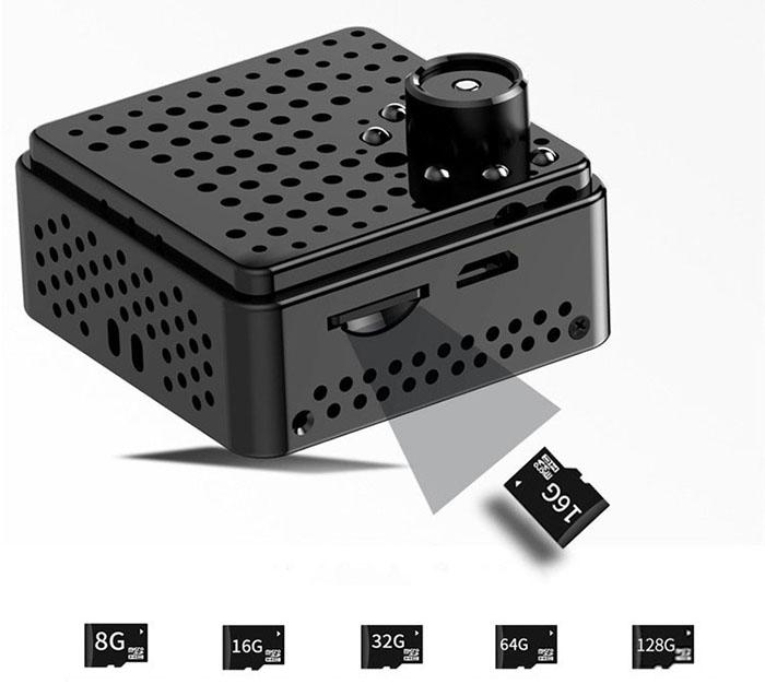 Camera Siêu nhỏ không dây GSD20 Full HD
