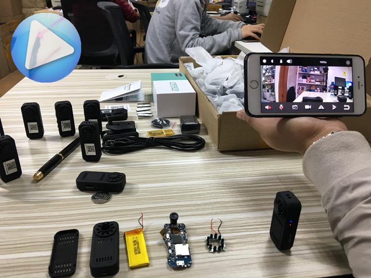 Camera Siêu nhỏ không dây GSD10 Full HD