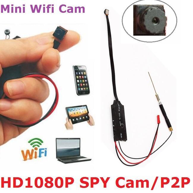 Camera Siêu nhỏ không dây V99 HD giá rẻ
