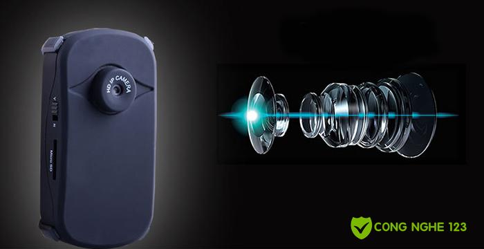 Camera siêu nhỏ không dây kết nối điện thoại