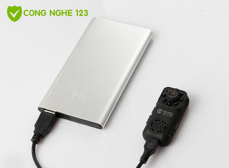 Camera IP wifi nhỏ gọn Full HD 1080P WNK