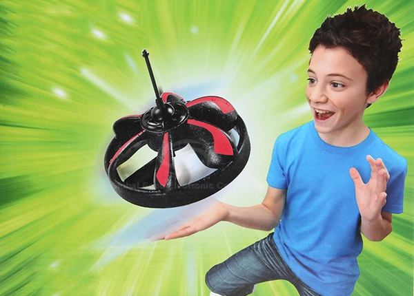 Đĩa bay UFO cảm ứng - Đồ chơi trẻ em sáng tạo