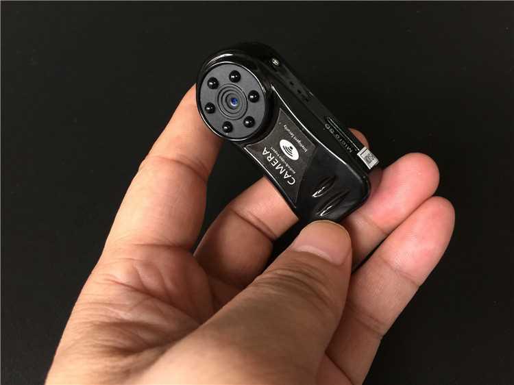 Hướng dẫn sử dụng Camera siêu nhỏ MD81 trên IPHONE
