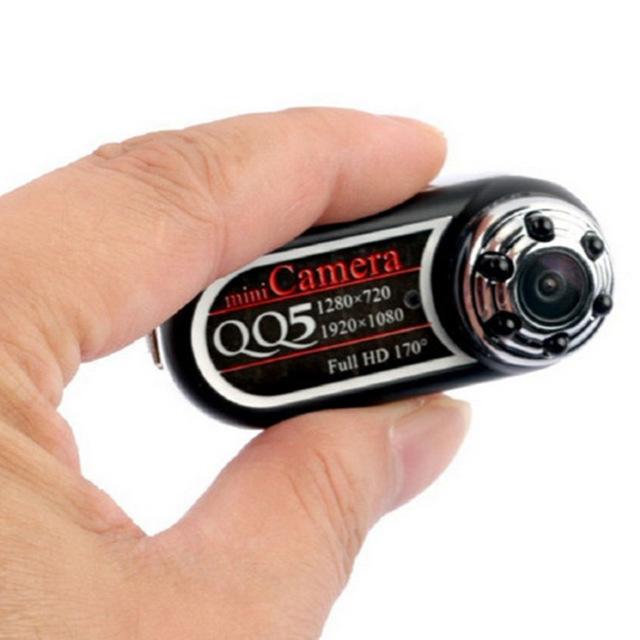 Camera Mini siêu nhỏ quay đêm chuyên dụng QQ5