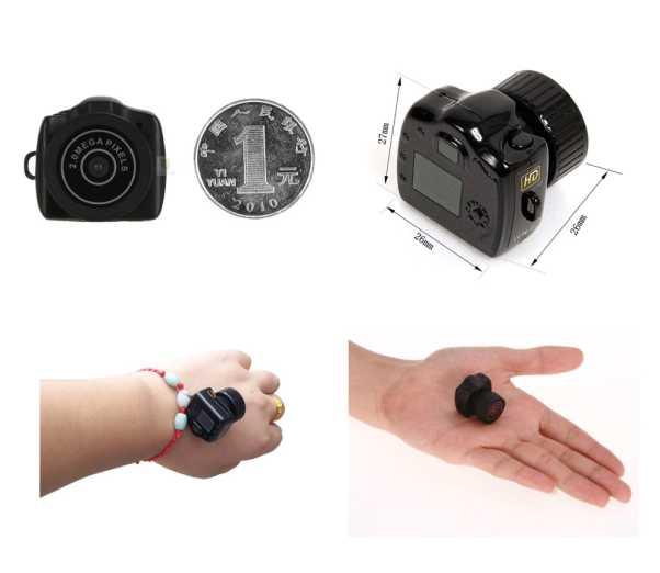camera mini y2000