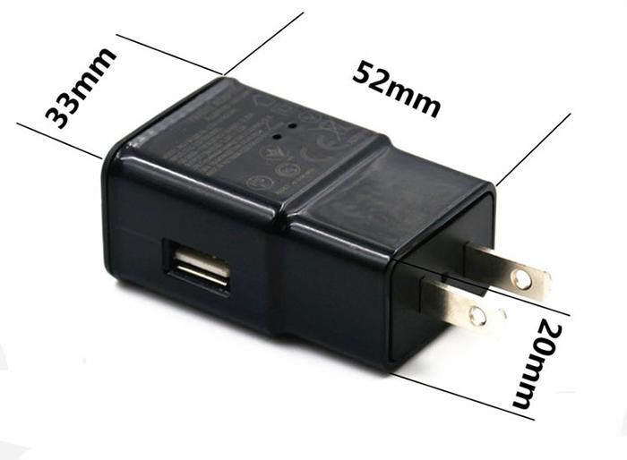 Camera ngụy trang sạc điện thoại M2 Full HD 1080P