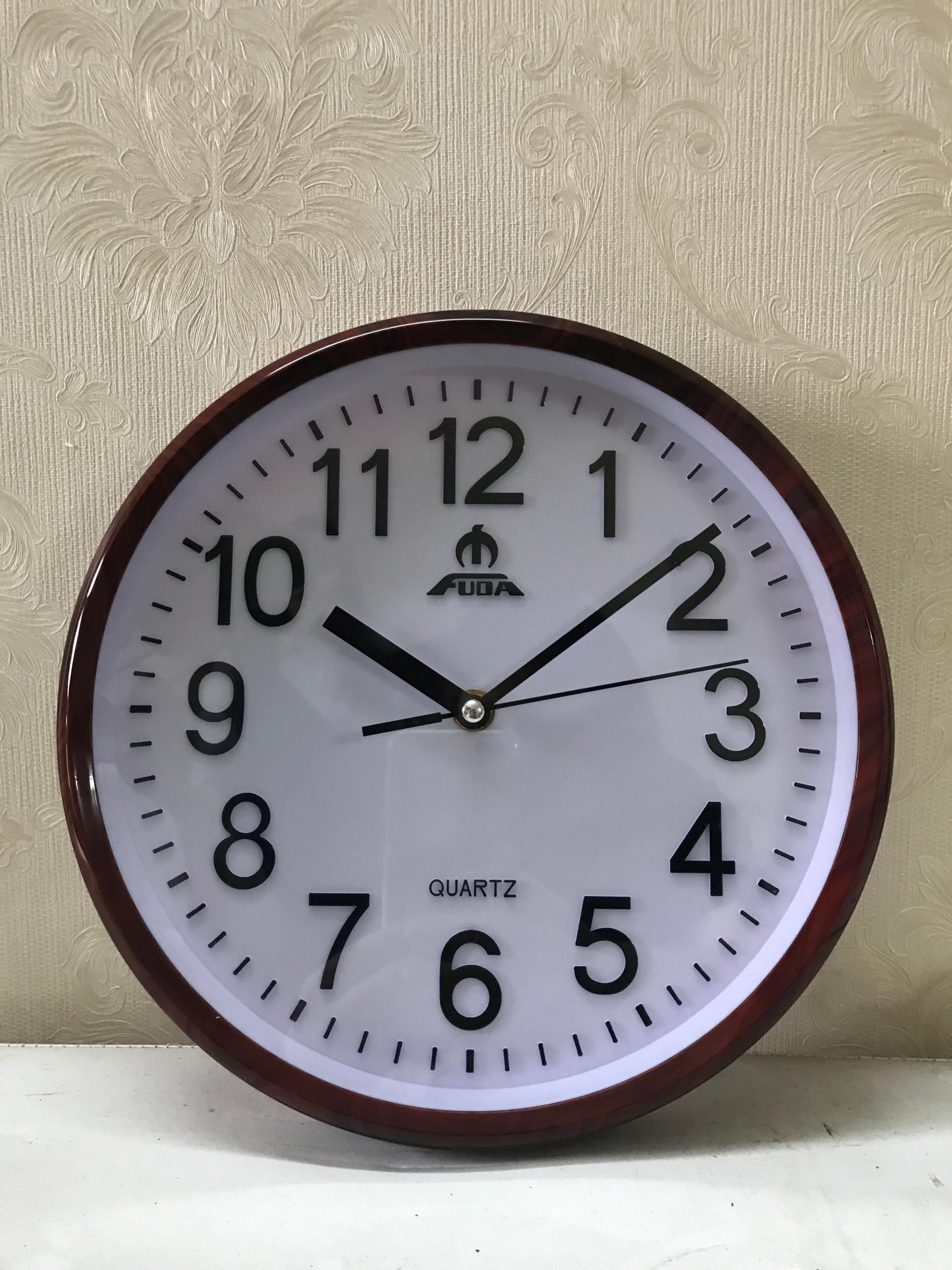 Camera Wifi ngụy trang đồng hồ treo tường tròn T11