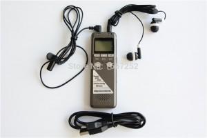 Máy ghi âm có thời gian lâu nhất GH-700