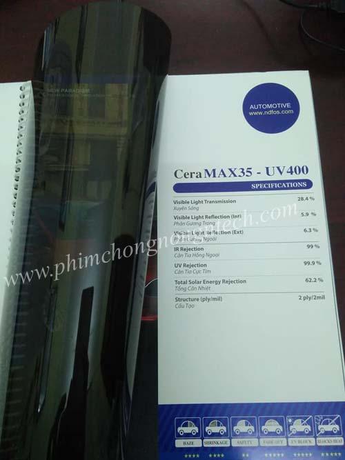 Cera MAX 35-UV 400