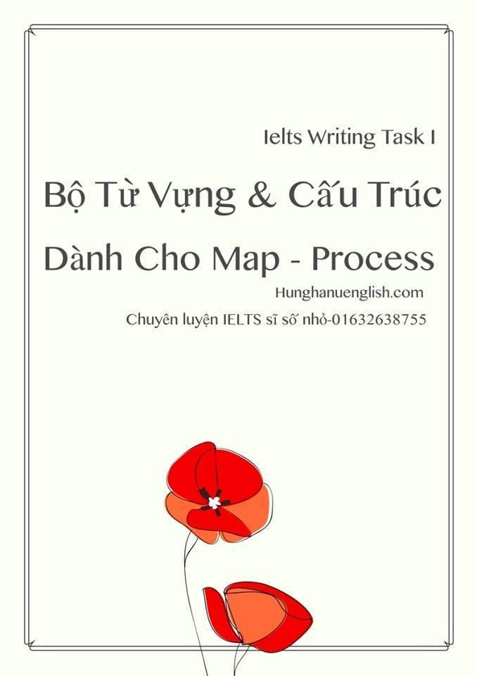 BỘ TỪ VỰNG VÀ CẤU TRÚC DÀNH CHO MAP - PROCESS