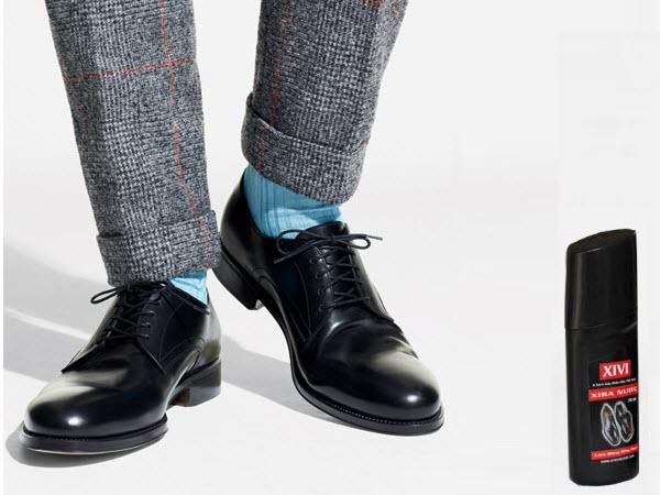 Làm bóng giày dép hiệu quả,  tiết kiệm thời gian và chi phí với combo 02 chai xira nước
