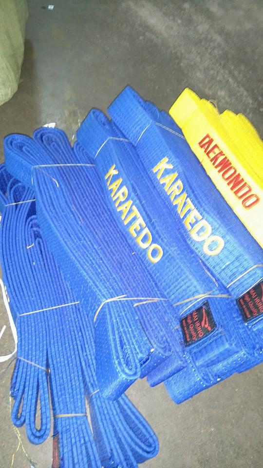 Đai vovinam taekwondo karatedo