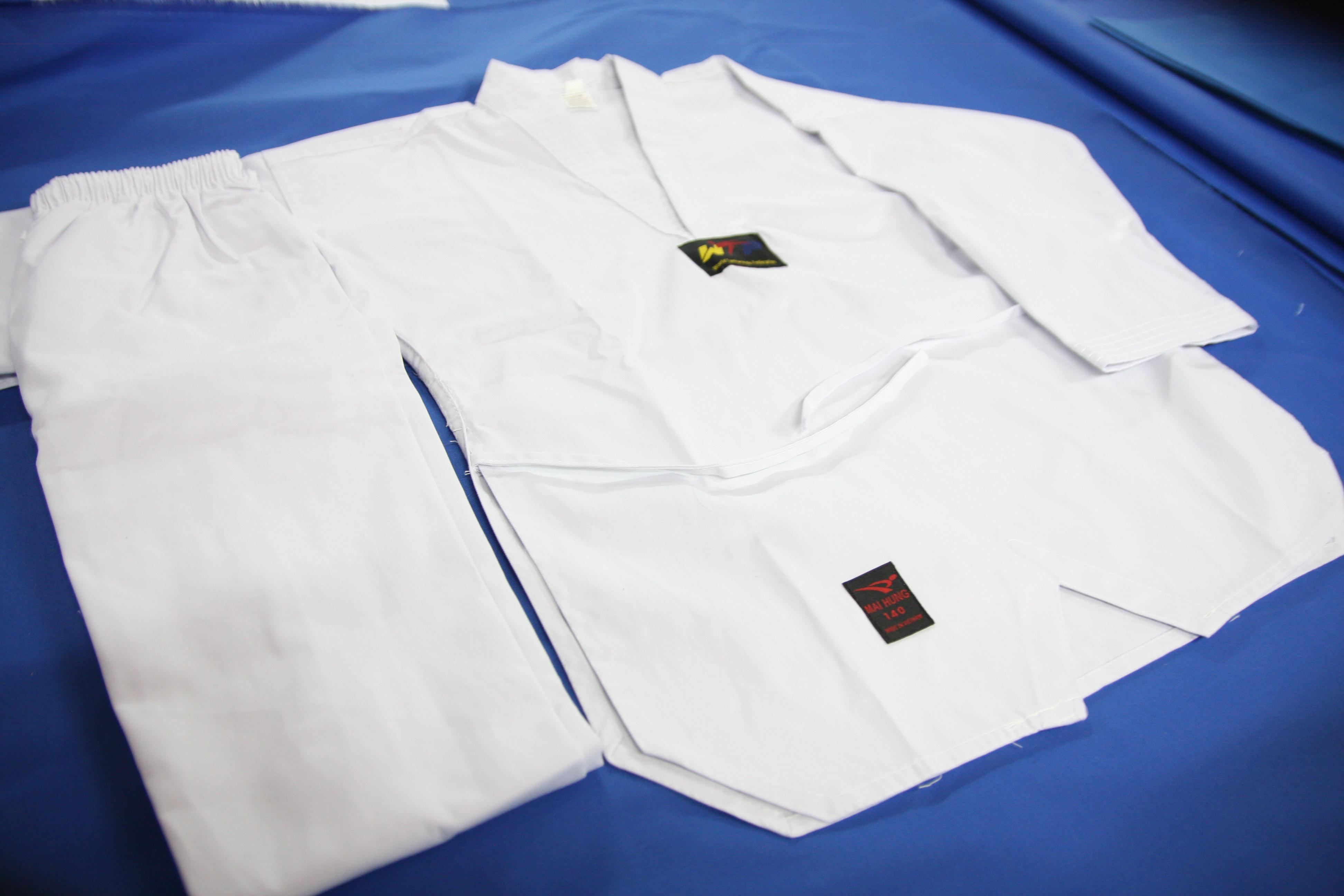 Võ phục Taekwondo Hiệu Mai Hùng