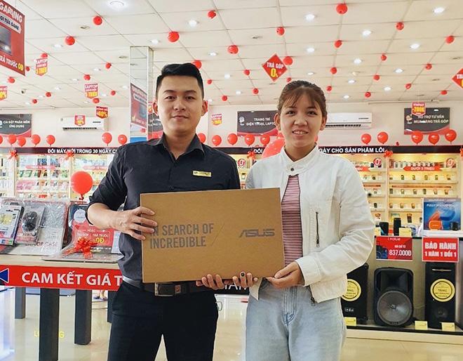 FPT Shop giảm giá đến 30% cho tân sinh viên mua laptop