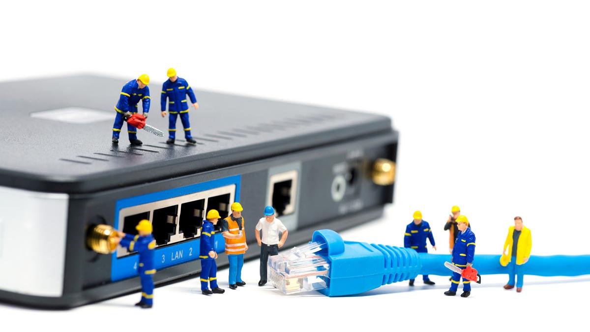 Nguyên nhân và cách khắc phục mạng Wifi bị chập chờn, yếu, lúc có lúc không?