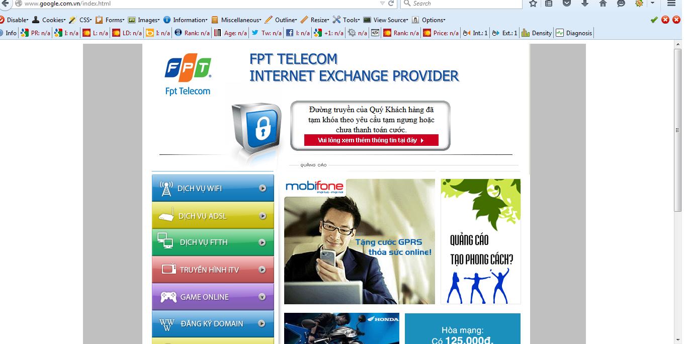 Hướng dẫn cách gia hạn internet FPT khi chưa đóng tiền cước và những lưu ý cần biết