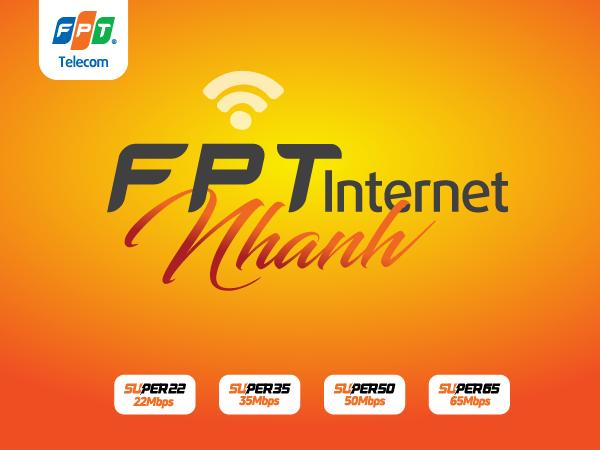 FPT Telecom ra mắt gói cước internet và combo mới từ 1/5/2019