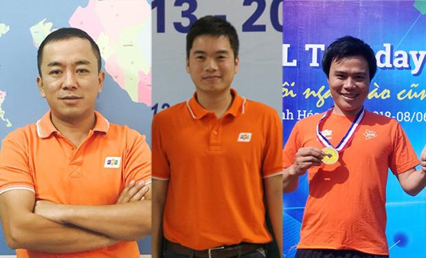 FPT Telecom luân chuyển 3 Giám đốc Vùng