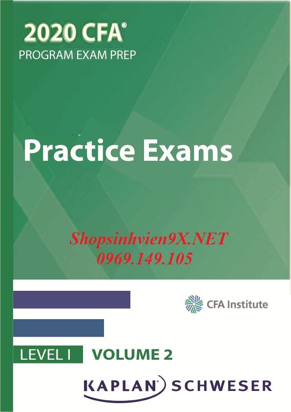 tài liệu practice exam level 2 2020
