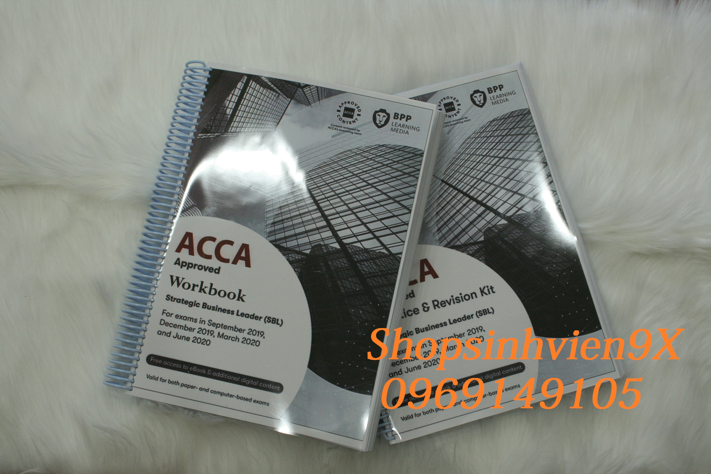 Sách ACCA P1 2020 (Study Text - Revision Kit)