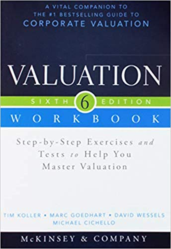 Valuation Workbook: Step-by-Step Exercises and Tests to Help You Master Valuation