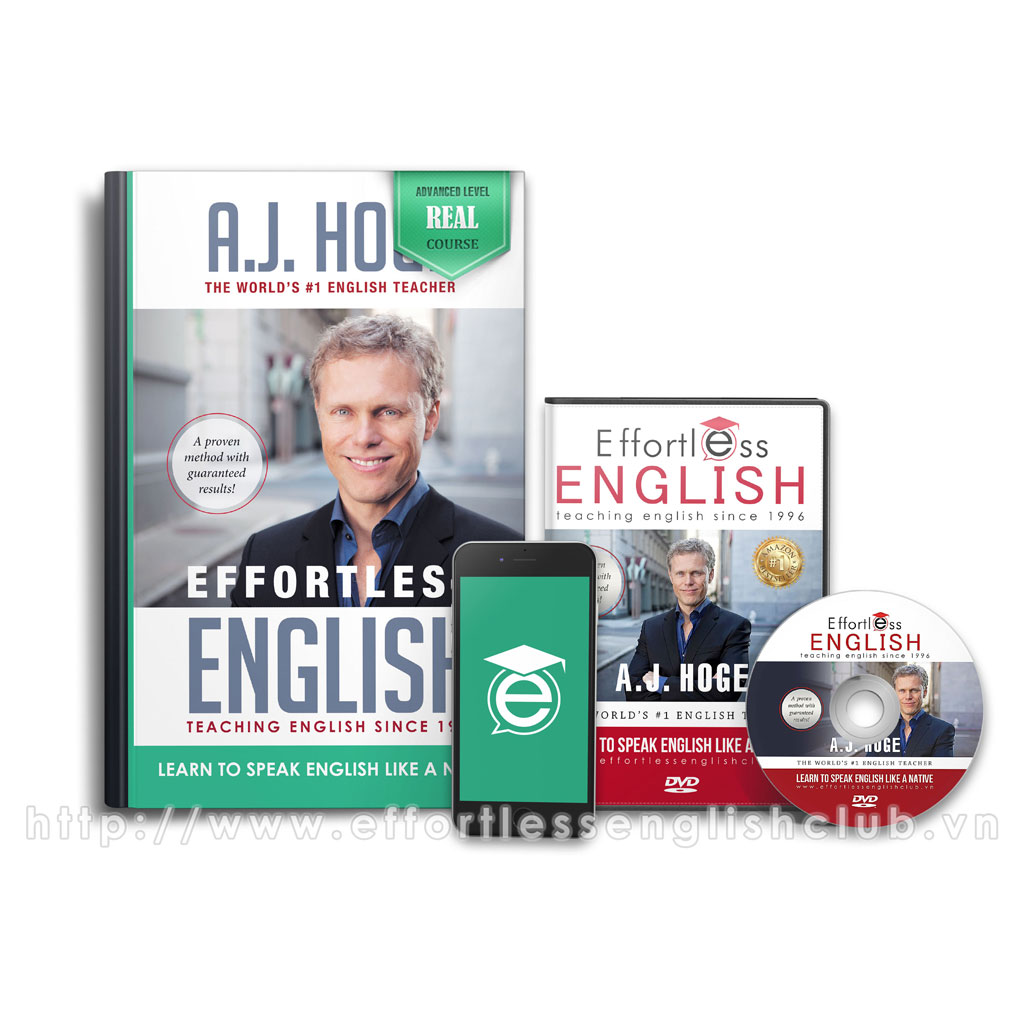 Effortless English Program full [Audio,video,ebook]