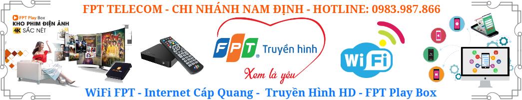 Lắp mạng FPT tại Nam Định