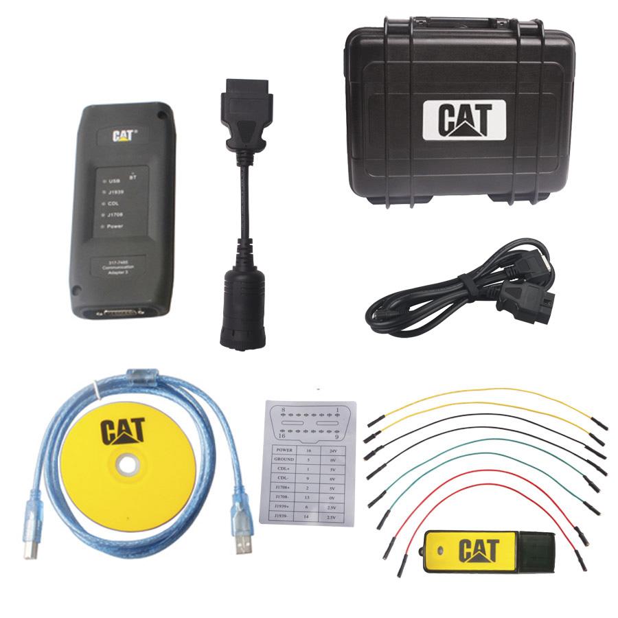 CAT Adapter III - CAT CATerpillar ET Diagnostic Adapter