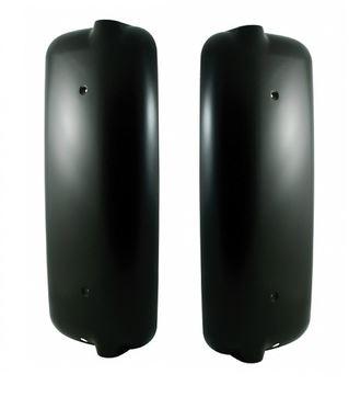 Ốp kính chiếu hậu Century đen 2002