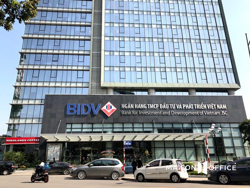 BIDV Tower - 194 Trần Quang Khải - Hà Nội