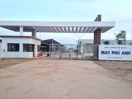 Nhà Máy May Phú Anh - Đông Sơn Thanh Hóa