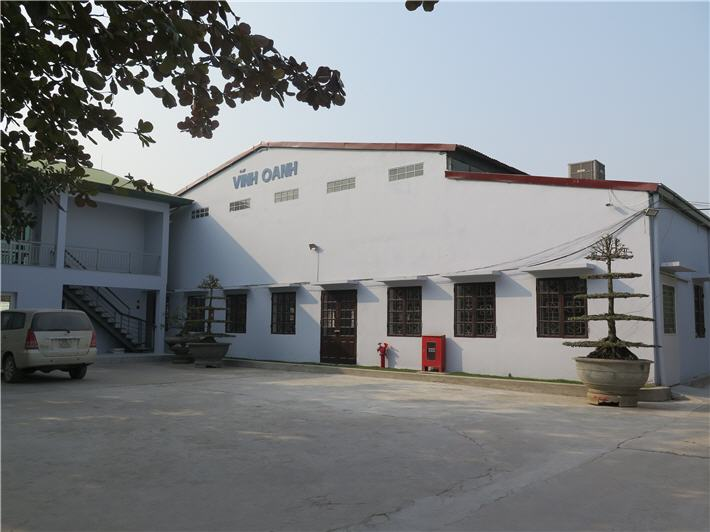 Nhà Máy May Vính Oanh - Ý Yên - Nam Định