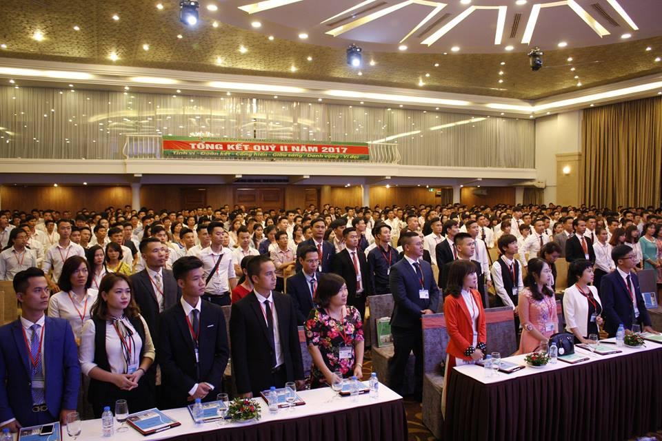 Tổng kết Quý 3 tại Đà Nẵng 2017