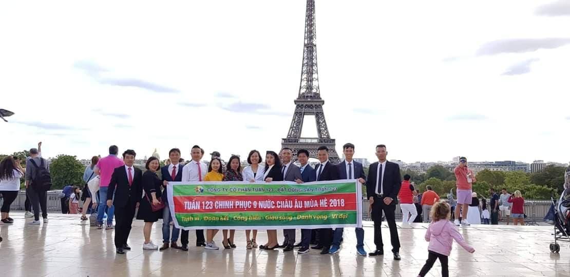 Lãnh đạo Công ty nâng cao bản thân tại Châu Âu