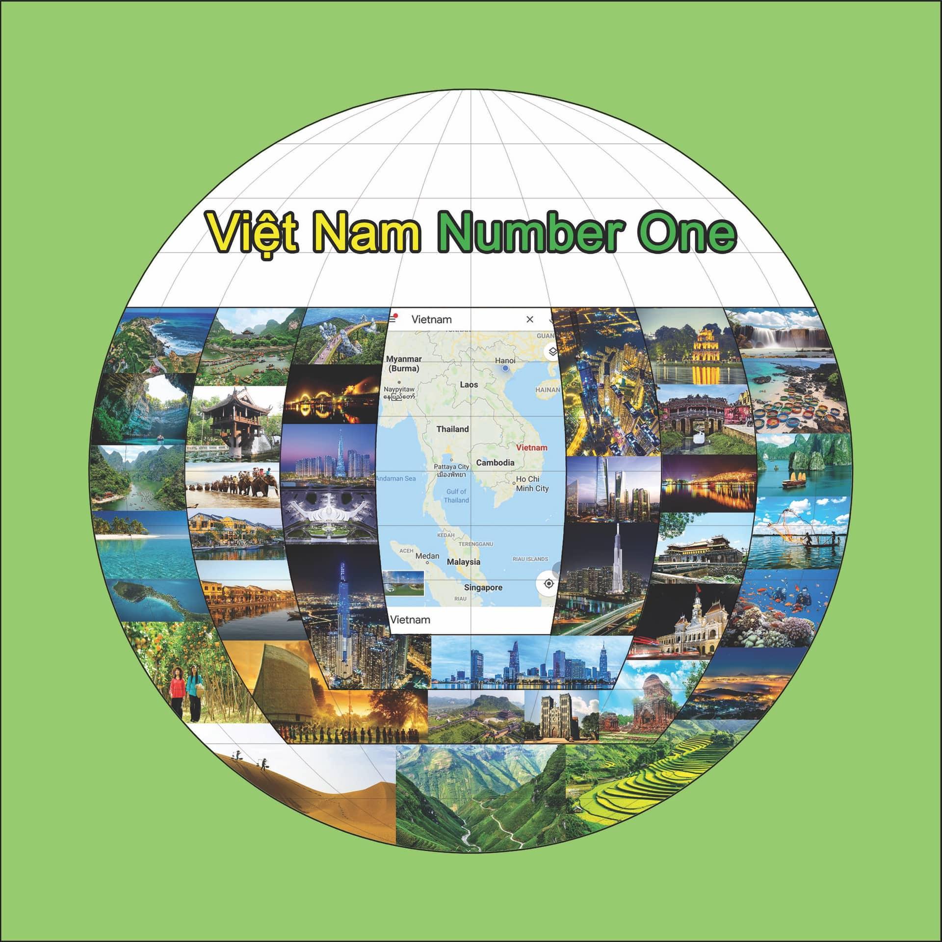 Mừng sinh nhật thương hiệu Tuấn 123 tròn 5 tuổi và ra mắt thương hiệu Du lịch lữ hành quốc tế Việt Nam Number One.
