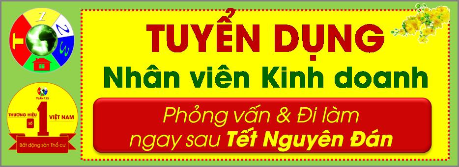 Tuấn 123 Tuyển Chuyên viên Kinh doanh Thu nhập cao tại TP. Hồ Chí Minh Phỏng vấn đi làm ngay sau Tết Nguyên Đán