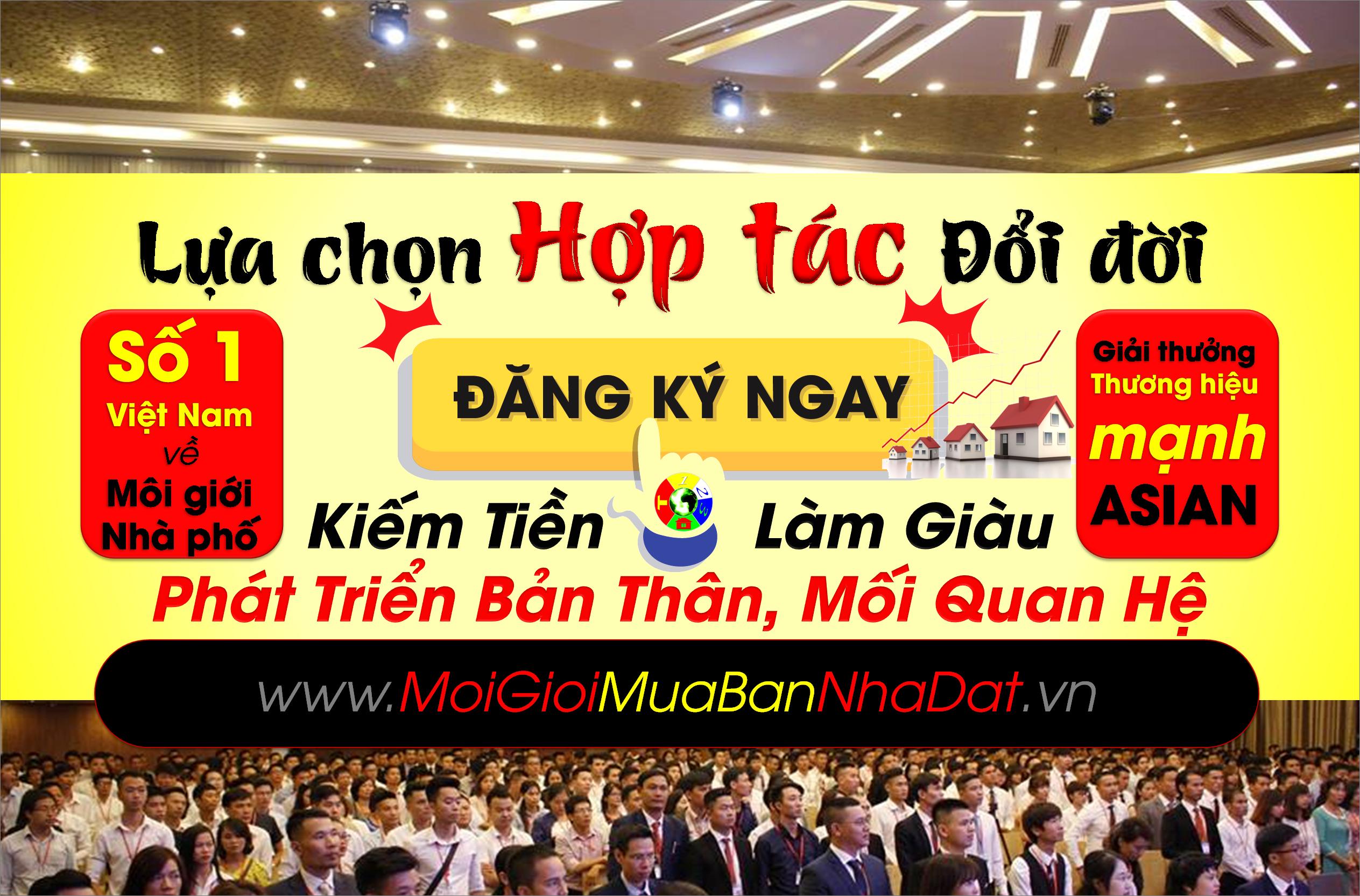 Tuyển dụng tháng 6/2018: Môi giới Bất động sản Chuyên nghiệp thu nhập cao tại Hồ Chí Minh không yêu cầu kinh nghiệm