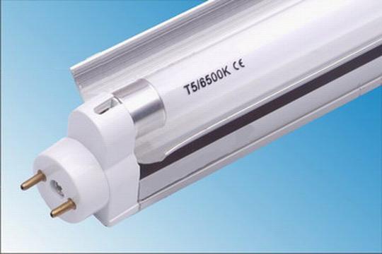 Đèn T5 đơn chuyển đổi có chóa phản quang 1.2m - Banner