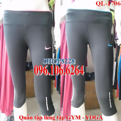 Quần tập GYM Nike Drifit hàng VNXK QL1706