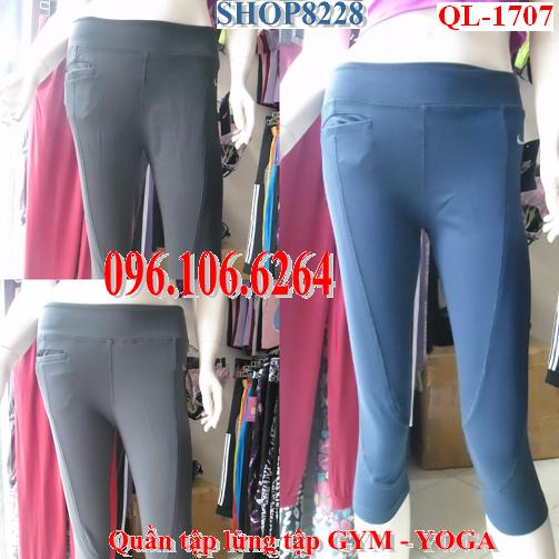 Quần Lửng Nike tập GYM - YOGA QL1707