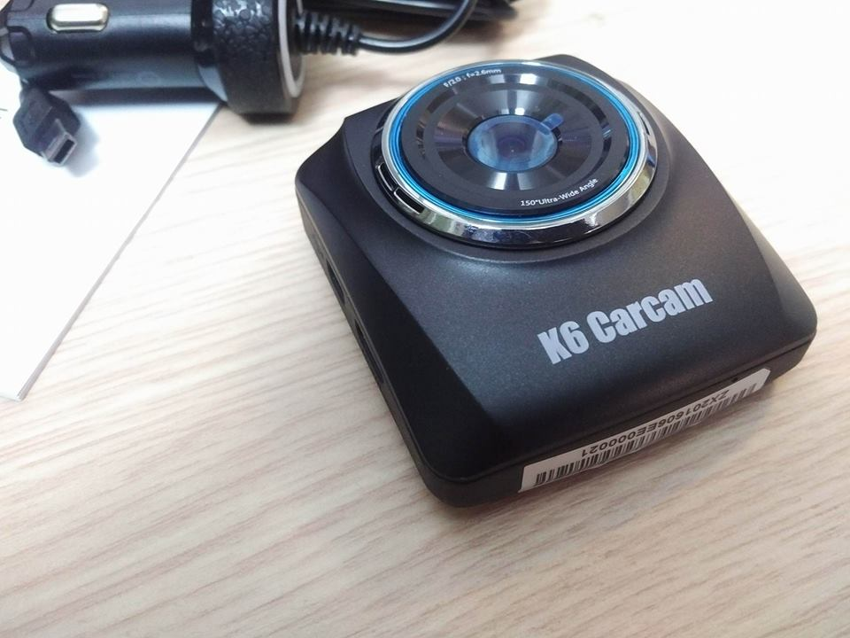 K6 Carcam - 1440P có cảnh báo lấn làn đường Tại Buôn Ma Thuột Đắk Lak