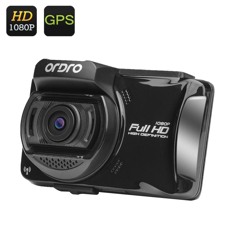 Camera hành trình X5 Ordro có Wifi và GPS