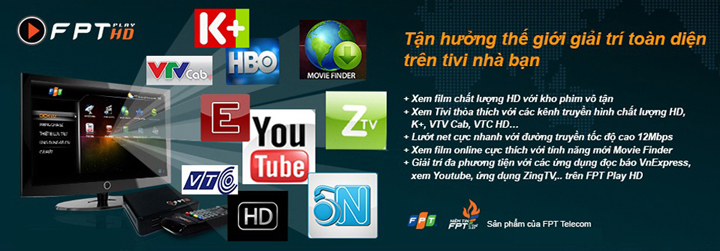 ComBo ( internet và truyền hình cáp )