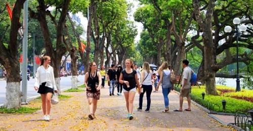 Wifi miễn phí tại phố đi bộ hồ Hoàn Kiếm