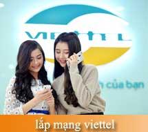 Lắp Mạng Viettel, Lap Mang Viettel ,.