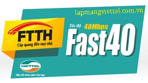 Nâng cấp Miễn phí 5Mbps băng thông cho mạng Cáp Quang Viettel