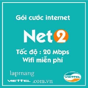 Cáp Quang Viettel tiến hàng nâng cấp thêm 5Mbps băng thông miễn phí